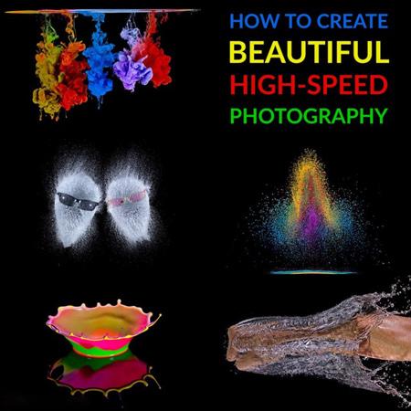 عکاسی با سرعت بالا