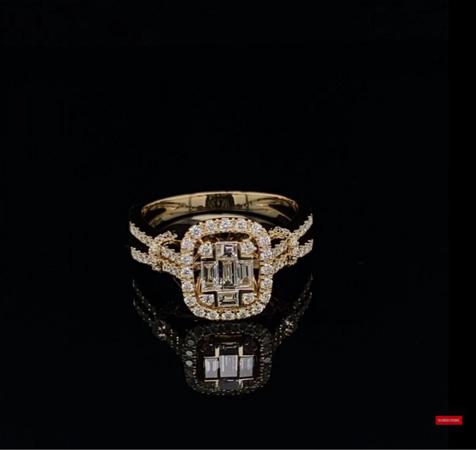 نحوه عکاسی از جواهرات در زمینه سیاه