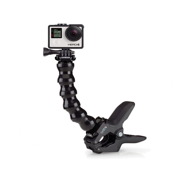 استفاده از نگهدارنده دوربین
