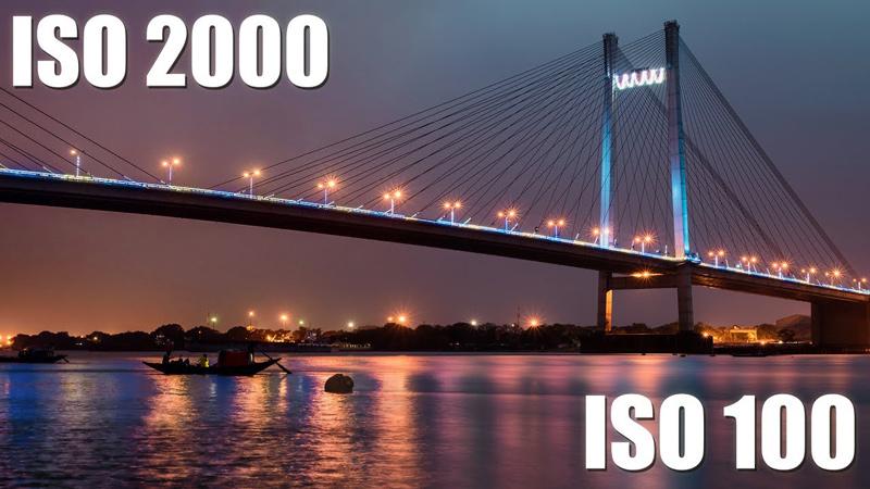 چگونه ISO را در دوربین دیجیتال خود درک کنیم