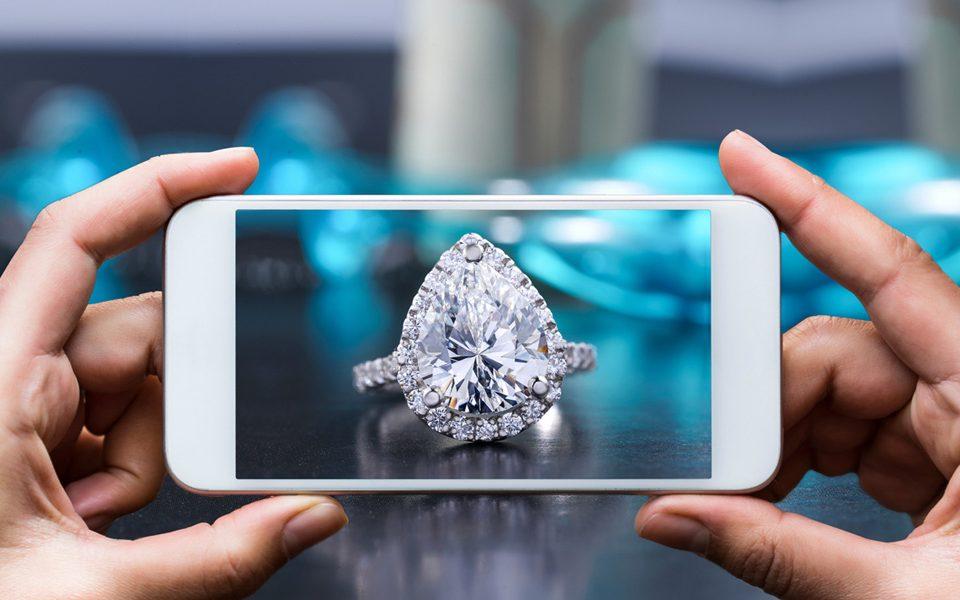 عکاسی از جواهرات با موبایل
