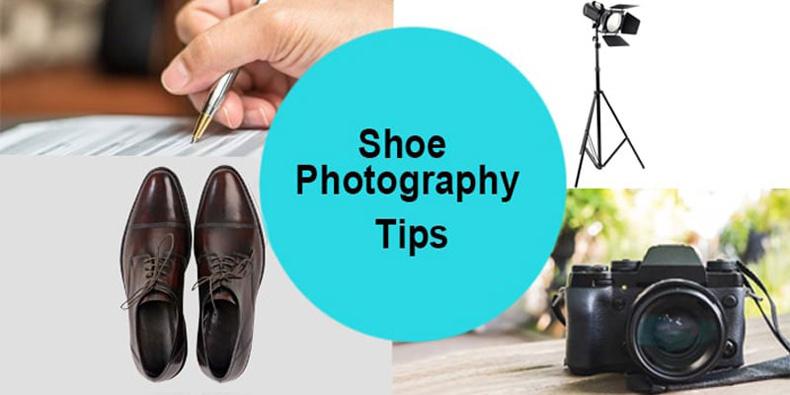 عکاسی از کفش