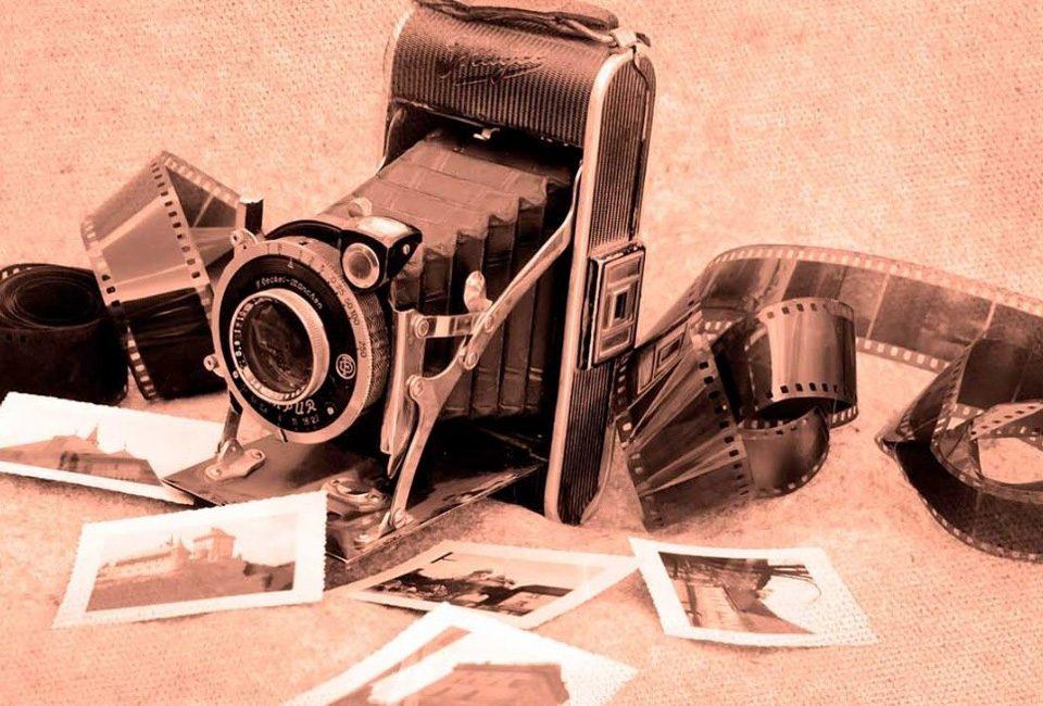 تاریخچه عکاسی و ساختمان دوربین