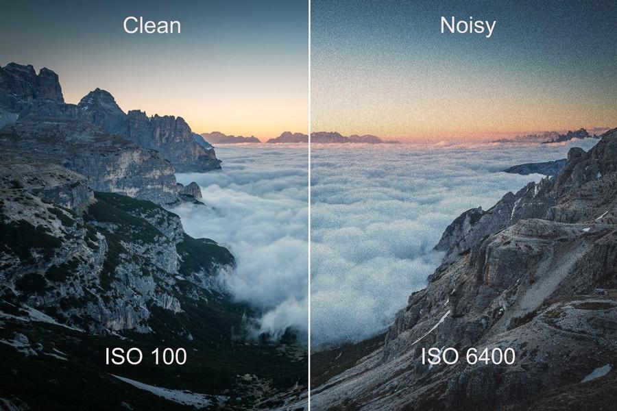 6 نکته برای استفاده موثر از ISO با دوربین خود