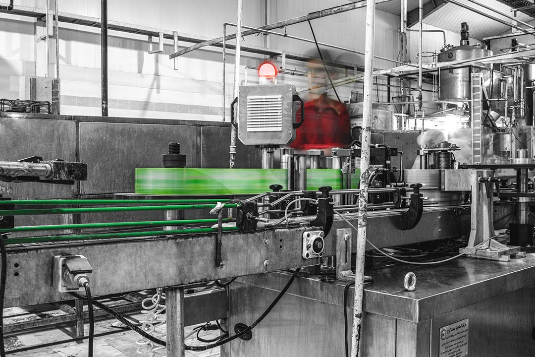 عکاسی صنعتی از کارخانه