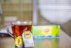 عکاسی تبلیغاتی از چای لیپتون