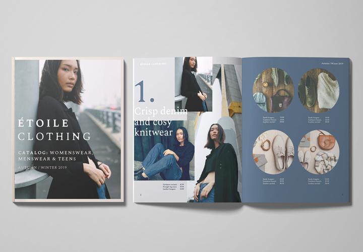 طراحی کاتالوگ با Indesign