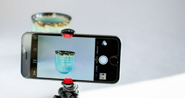 آموزش عکاسی از محصول با گوشی