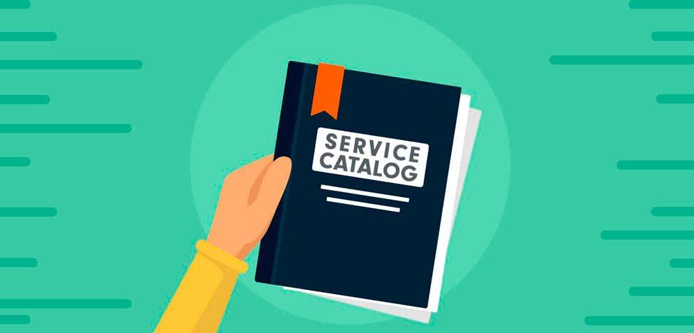 کاتالوگ خدمات