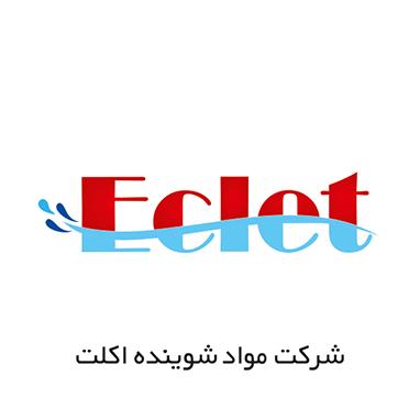 طراحی لوگو شرکت اکلت